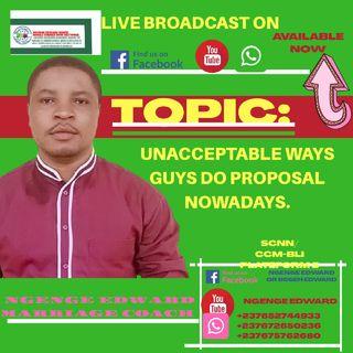 Episode 3 - Ngenge Edward's Broadcast Live