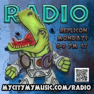 REPLICON RADIO ( 8 - 22 )