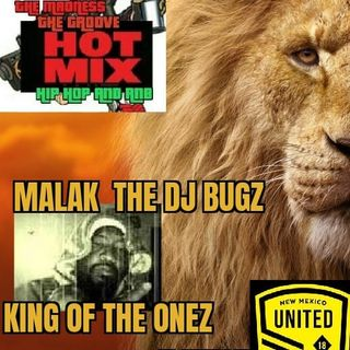 THE GROOVE HOT MIXX PODCAST RADIO SATURDAY MORNING WIT MALAK THE DJ BUGZ