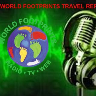 World Footprints Travel Report - June 4,