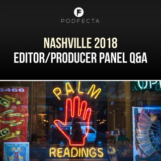 Podcast Editing And Production Panel Q&A