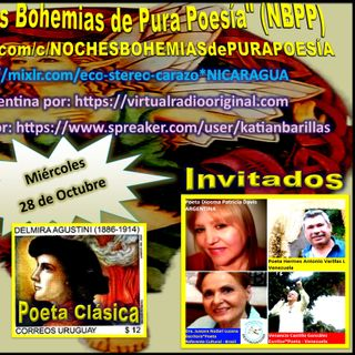 ECO STEREO RADIO - Segmento Cultural Mensual NBPP - 28 octubre, 2020