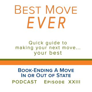 Ep 23 Book Ending A Move In or Out Of State