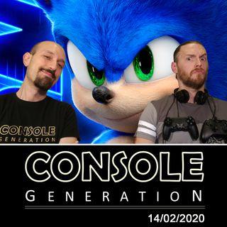 Sonic - Il Film - CG Live 14/02/2020
