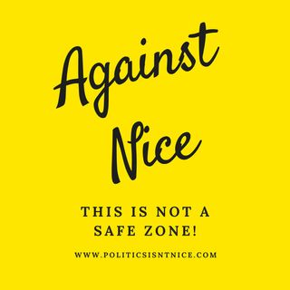 Jason Jones on the against nice podcast