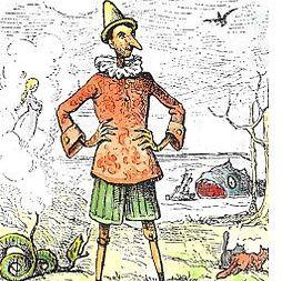 12 - Le avventure Pinocchio