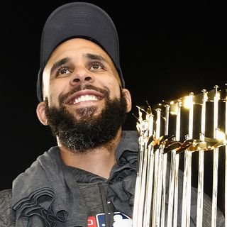 The Reason David Price Switched Jersey Numbers