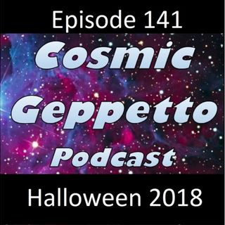 Episode 141 - Halloween 2018