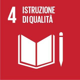 Obiettivo 4: istruzione di qualità