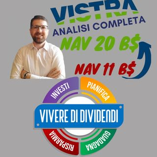 VISTRA ENERGY - ANALISI COMPLETA VALUE INVESTING - valutazione net asset value