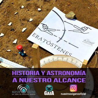 NUESTRO OXÍGENO Historia y astronomia a nuestro alcance - Prof. Alvaro José Cano