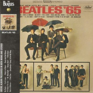 ESPECIAL THE BEATLES 65 MONO STEREO EDITION #TheBeatles #classicrock #thefab4 #rocknroll #stayhome #blacklivesmatter #twd #killingeve