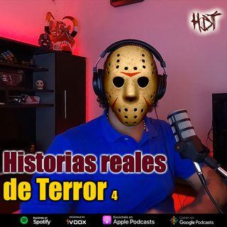 Historias de Terror reales 4 !!!