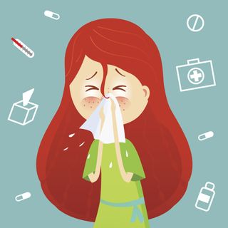 Natural Method for Eliminating Allergies