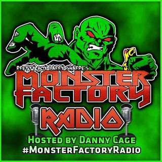 Monster Factory Radio: Episode 20- Mike Spanos