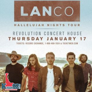 Rick talks to the band Lanco's Tripp Howell!