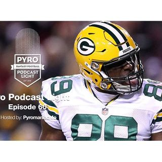 Pyro Light Fantasy Football Podcast – episode 60 – Wild Card Week – NFL 2016
