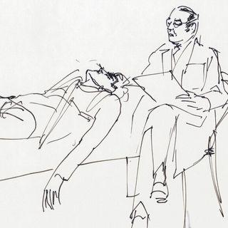Die geheimen Protokolle des Schlomo Freud - SciFi-Krimi