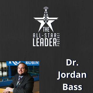 Episode 020 - University of Kansas Sport Management Professor Dr. Jordan Bass