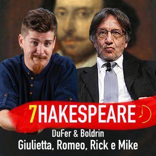 Romeo, Giulietta, DuFer e Boldrin sul conflitto intergenerazionale - #7hakespeare