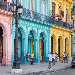 7. Nel Mar dei Caraibi - Cuba e le Antille