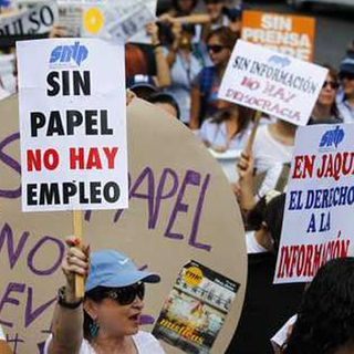El regreso de America Latina - Il mercato nero della carta bianca