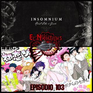 Nautilus 103: Heart Like A Grave, Hell And Heaven 2020 & Hatsukoi Zombie