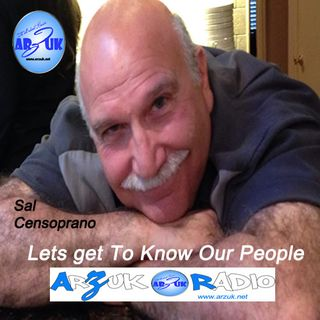 Lets Get To Know Our People Sal Censoprano