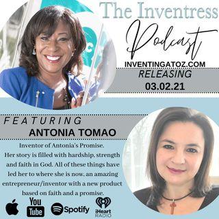 Episode 91 -  Antonia Tomao (CEO of Antonia's Promise/Entrepreneur)
