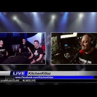 KitchenKillaz and The World's Finest Gardner  - Local Music Guild - Interview - June 20th, 2019