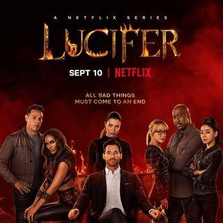 TV Party Tonight: Lucifer (season 6)