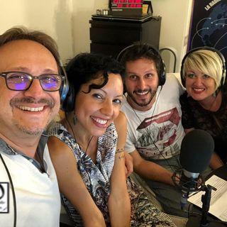 335 - Dopocena con... Barbara Sacchelli, Giuseppe Ippoliti e Laura Amadei - 20.06.2019