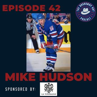 Ep. 42- Mike Hudson