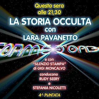 Forme d'Onda - Lara Pavanetto - La storia di Cesare Borgia - 4^ puntata (07/11/2019)