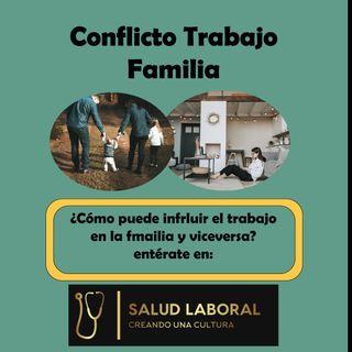 Conflicto Trabajo Familia