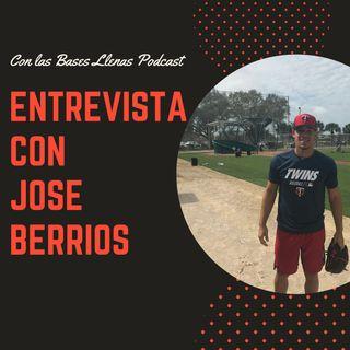 Entrevista a Jose Berrios de los Mellizos de Minnesota