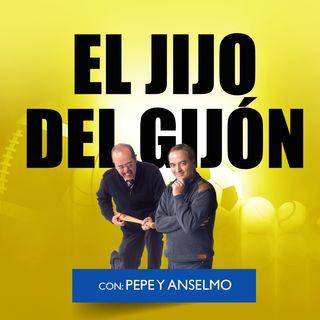 EP 9 EL JIJO DEL GIJÓN ANSELMO ALONSO Y PEPE SEGARRA - REAL MADRID, TIGER WOODS, SIMON AND GARAFUNKEL