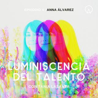 La luminiscencia de Anna Álvarez, de Floritismo | Episodio 4