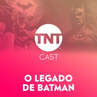 #66 O LEGADO DE BATMAN ft. MARCELO FORLANI E RINO FÉLIX #BatmanDay