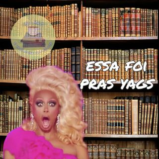 Rupaul Drag race booktag #6