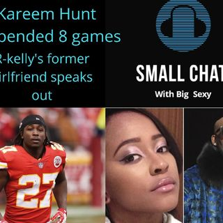 Kareem Hunt, R-KELLY'S VICTIM DOMINIQUE GARDNER SPEAKS OUT, NEW ZEALAND MASS SHOOTINGS , Discussing The Death Penalty