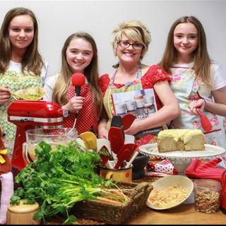 Youth Radio - Jo Richardson the Kitchen Therapist