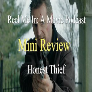 Mini Review: Honest Thief