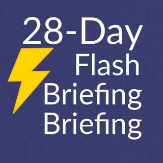 DAY 14 - The Perfect Flash Briefing Intro And Outro