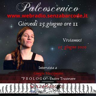 Giorgia Mazzuccato, Viviamoci nel Prologo