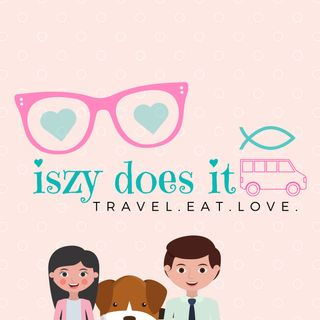 Iszy Does It - FIRST EPISODE EVER!