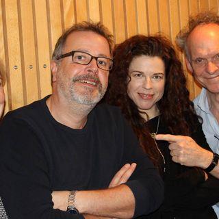 Åsa Holmström, Jonathan Lindström och Jessika Gedin