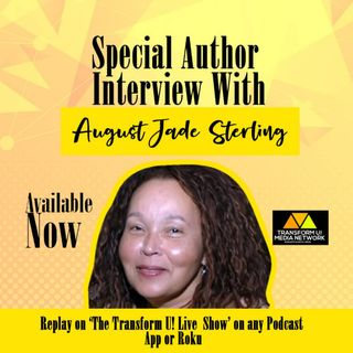 How Connected Are We through Historical Inter-race Marriage with August Jade Sterling