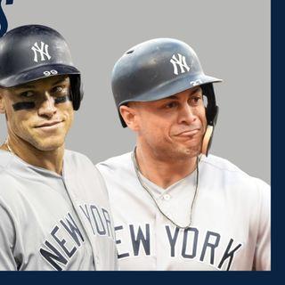 YANKEES: Aaron Judge y Giancarlo Stanton son un dúo de terror en la MLB