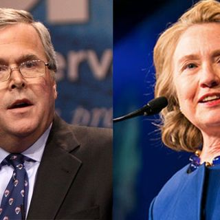 #ClintonCash? Get a load of #JebCash!